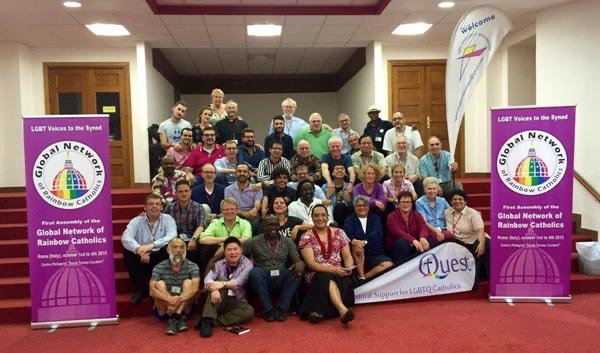"""GNRC First Assembly """"LGBT Voices to the Synod"""""""