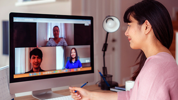 Online Meetings and Conferences