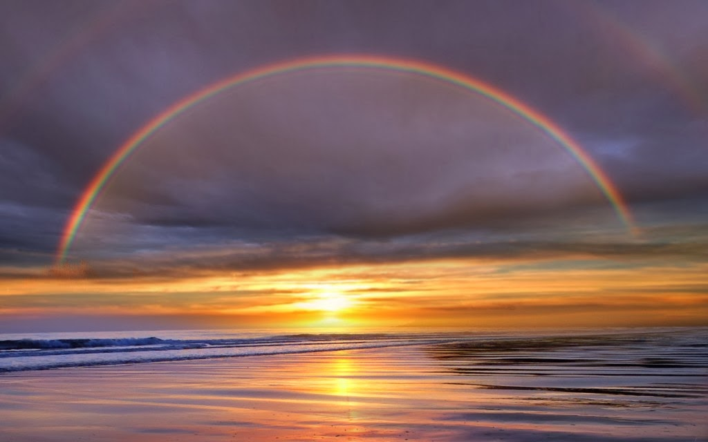 The Rainbow: from the Biblical Flood to LGBT+