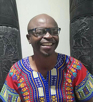 Africa Representative Dumisani Dube
